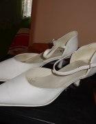 buty ślubne 41