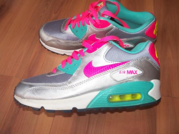 Buty Nike Air Max rozm 38 5 wkładka 24 cm w Sportowe Szafa.pl