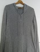 Bluza kangurek sweter z kapturem GAP rozm L...
