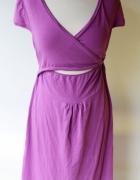 Sukienka Fiolet Boob L 40 Do Karmienia Long Macierzyństwo...