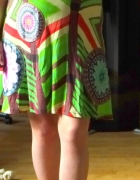 Sukienka na krótki rękaw Desigual XL letnia ciążowa...