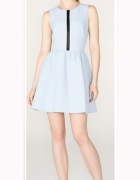sukienka błękitna Mohito 38 idealna
