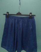 Niebieska spódnica...