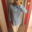 koszula błękit