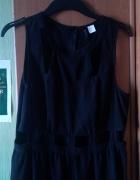 Czarna sukienka H&M Divided...
