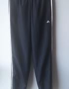 Adidas Junior spodnie długie L 164 cm dresy super stan