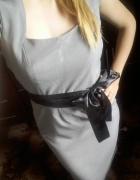 Szara sukienka Bon Prix