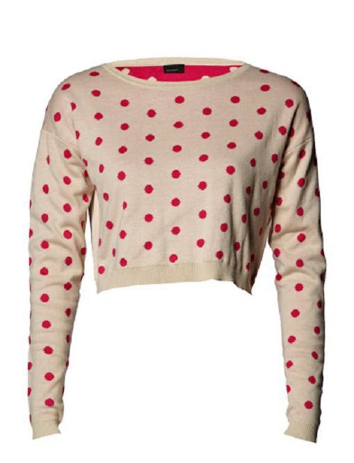sweterek w stylu oversize by Vero Moda 34 XS...