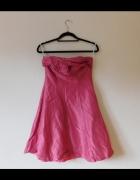 Coast sukienka łososiowa 36 38
