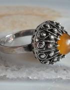 Oset Warmet pomarańczowy agat