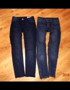 Esmara 2 pary spodni zip 36 rurki skin fit...