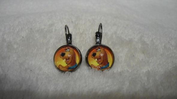 Kolczyki Kolczyki Scooby Doo wybór zapięcia