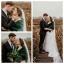 stylizacja ślubna zielony