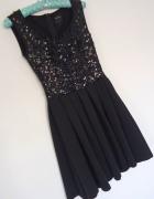 sukienka Reserved cekiny 36