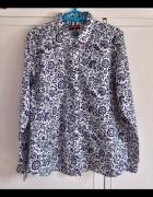 Nowa koszula 46 XXXL 48 XXXXL 3XL 4XL niebieski wz