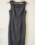 Dopasowana ołówkowa elegancka sukienka 36