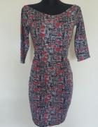 sukienka ołówkowa M