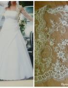 Suknia ślubna biała...
