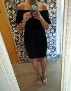 Sukiennka hiszpanka mała czarna lato M L