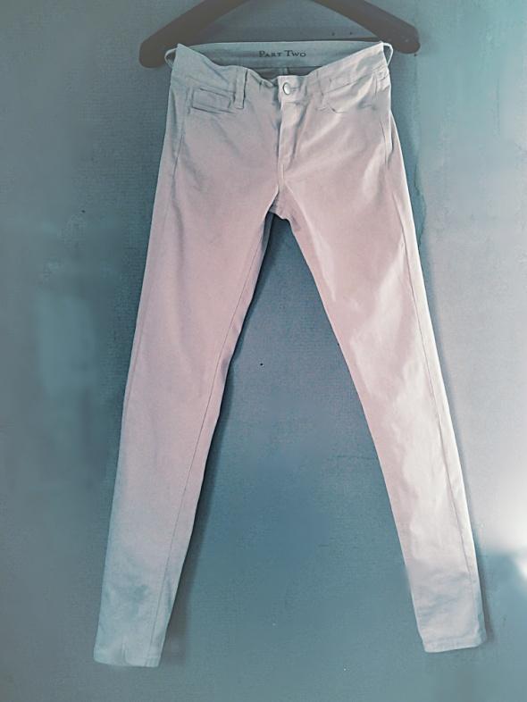 Rurki jeansowe z wysokim stanem XS XXS
