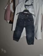 Next spodnie jeansowe 3 4 latka 98cm...