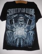 koszulka Shut up and ride