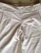 spodnie jasnobeżowe
