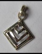 Zawieszka srebrna srebro 925 wisiorek