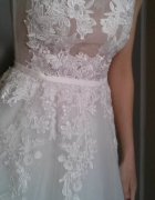 Piękna suknia wieczorowa weselna...