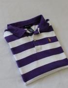 koszulka bawełniana polo w paski...