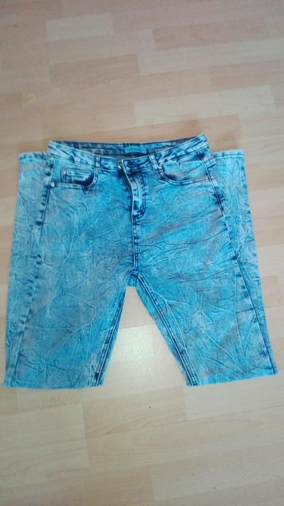 Spodnie marmurki...