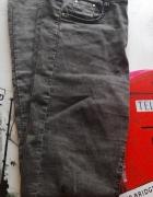 Spodnie ciemne marmurki...