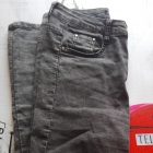 Spodnie ciemne marmurki