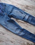 Jeansy dla kobiety w ciąży Happy Mum rozm XXS XS S mama maternity