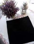 Modna czarna spódnica mini bandage bandażowa H&M 36 S...