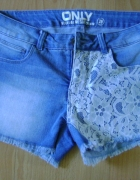 Spodenki jeans Only 36 38...