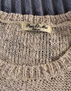 Sweter z motywem pandy S M