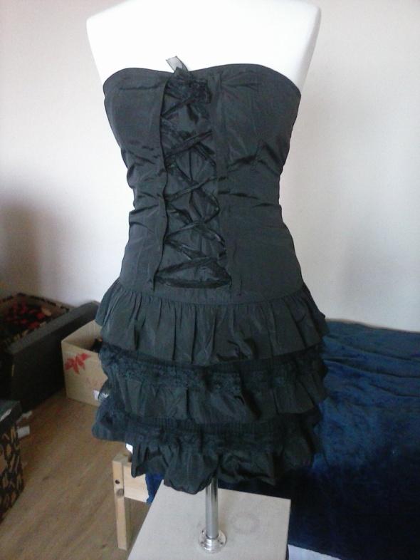 Czarna sukienka 36...