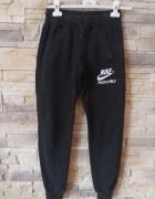 NIKE spodnie dresowe ciepłe r34...