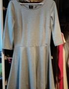 Szara sukienka Cropp 36 S...