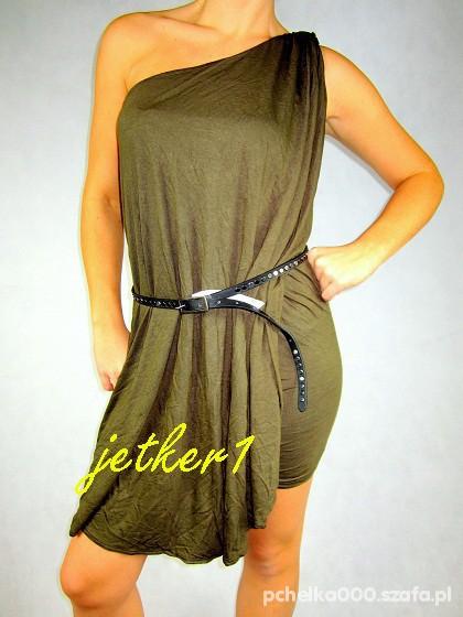 8a4fac37e9 BERSHKA SUKIENKA KASIA ZIELŃSKA NOWA SYLWESTER w Suknie i sukienki ...