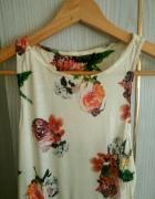 sukienka floral Top Shop