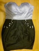 Sukienka Tally Weijl XS 35 tanio