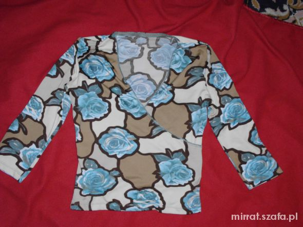 Piękna bluzeczka Troll...
