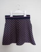 Nowa spódnica Zara wzory trapez ideał na wiosnę lato