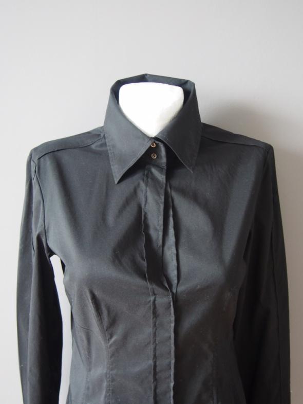 Koszule hugo boss czarna elegancka koszula oryginał