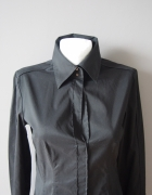 hugo boss czarna elegancka koszula oryginał