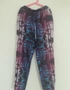 spodnie divided