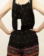 H&M Coachella kostium spodnium aztec print aztecki wzór nowe...