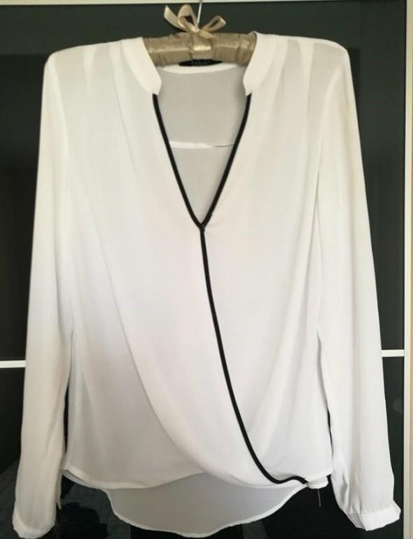 Biała koszula MOHITO r 36 oversize...